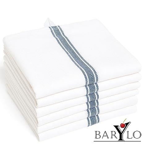 Premium toallas de plato de • Vintage paños de cocina con anilla para colgar • absorbente ...