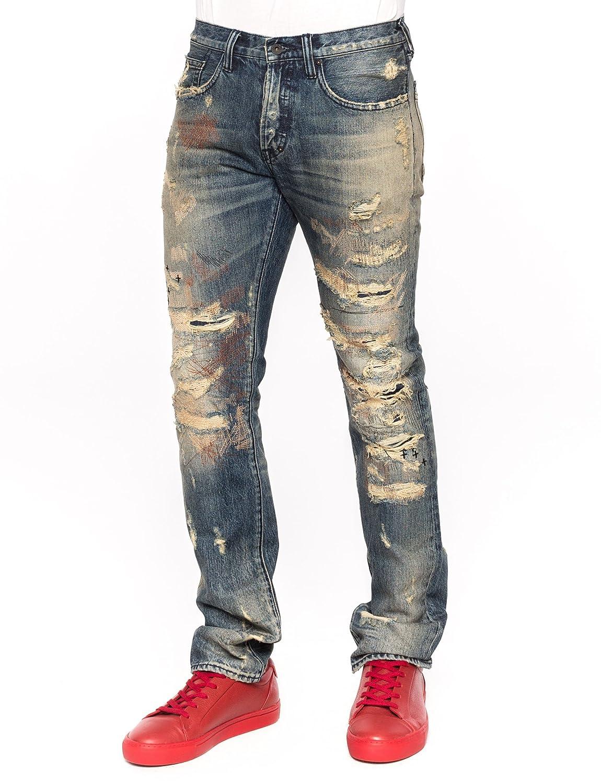 outlet PRPS Men's Gee Demon Slim Fit Jeans design