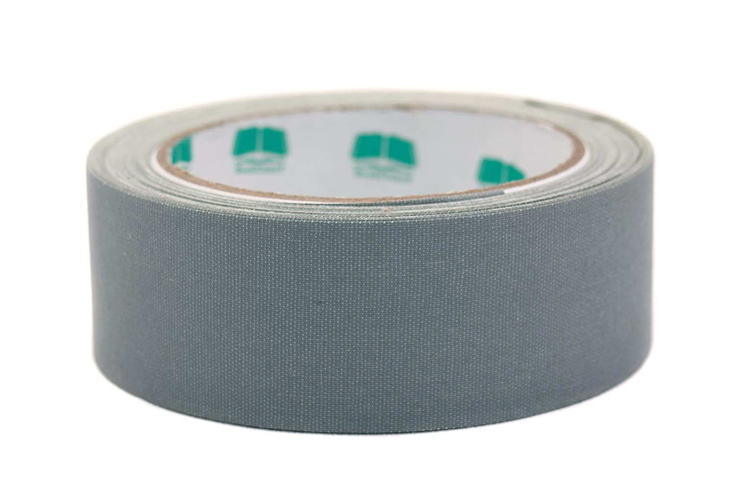 "1-1/2"" Gray Premium-Cloth Book Binding Repair Tape 