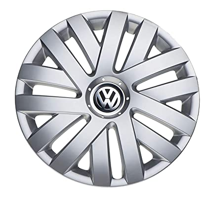 Amazon.com: 2005-2010 Volkswagen Jetta 16 Hub Cap Replacement GENUINE OEM: Automotive