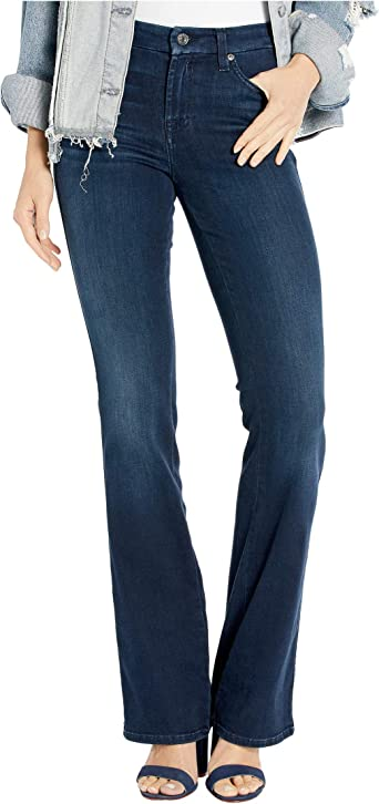 7 For All Mankind Kimmie Bootcut in Deep Waters