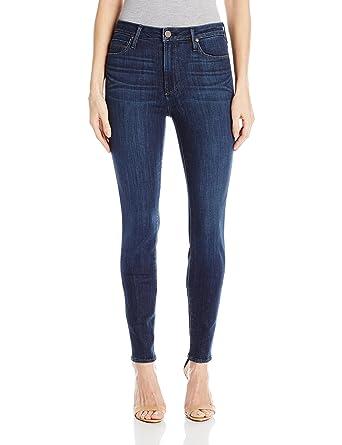 3ef5b7eebe97 Amazon.com: Parker Smith Women's Bombshell High Rise Skinny Jeans ...