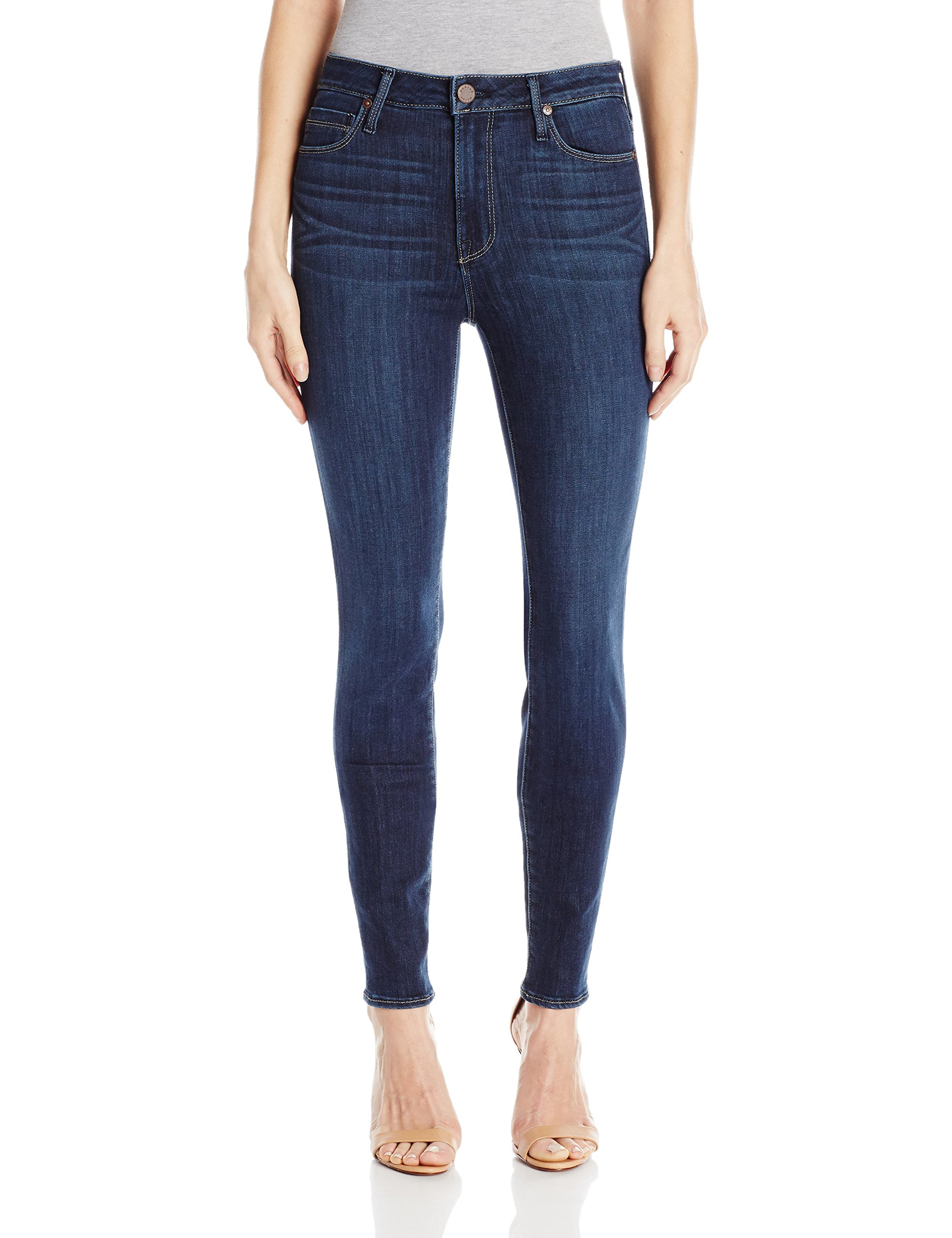 Parker Smith Women's Bombshell High Rise Skinny Jeans, Empire, 32 by Parker Smith
