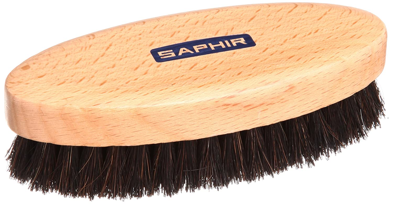 サフィール(SAPHIR)の馬毛ブラシ