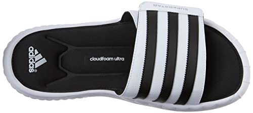 the best attitude 8e933 b24a2 adidas Performance Mens Superstar 3G Slide Sandal Amazon.co.uk Shoes   Bags
