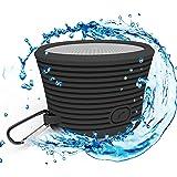 Altoparlante impermeabile Bluetooth - Portatile e robusto con microfono incorporato