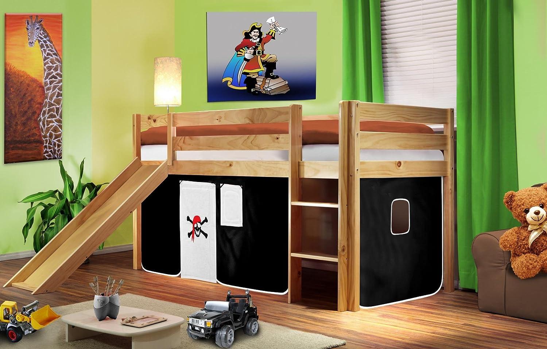 lit cabane avec toboggan latest lit cabane garcon pas cher lit cabane pour garaon cabane lit. Black Bedroom Furniture Sets. Home Design Ideas