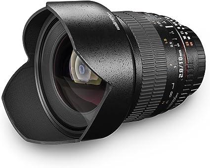Walimex Pro 10mm 1 2 8 Csc Weitwinkelobjektiv Für Micro Kamera