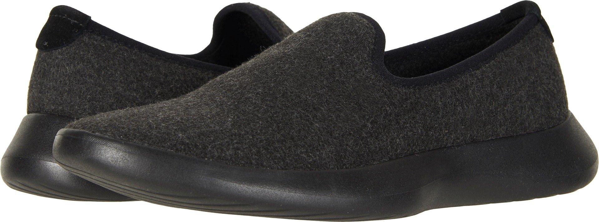 STEVEN by Steve Madden Women's TRIPER Walking Shoe, Black, 9 M US