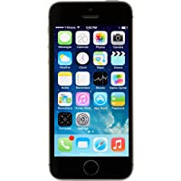Apple iPhone 5S 16GB GSM Unlocked, Space Gray (Certified Refurbished)