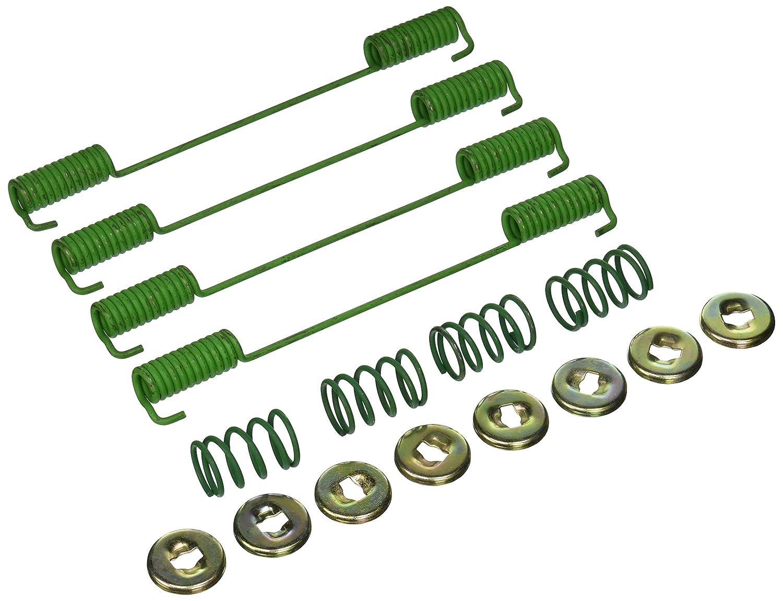 Drum Brake Hardware Kit Rear Carlson 17369