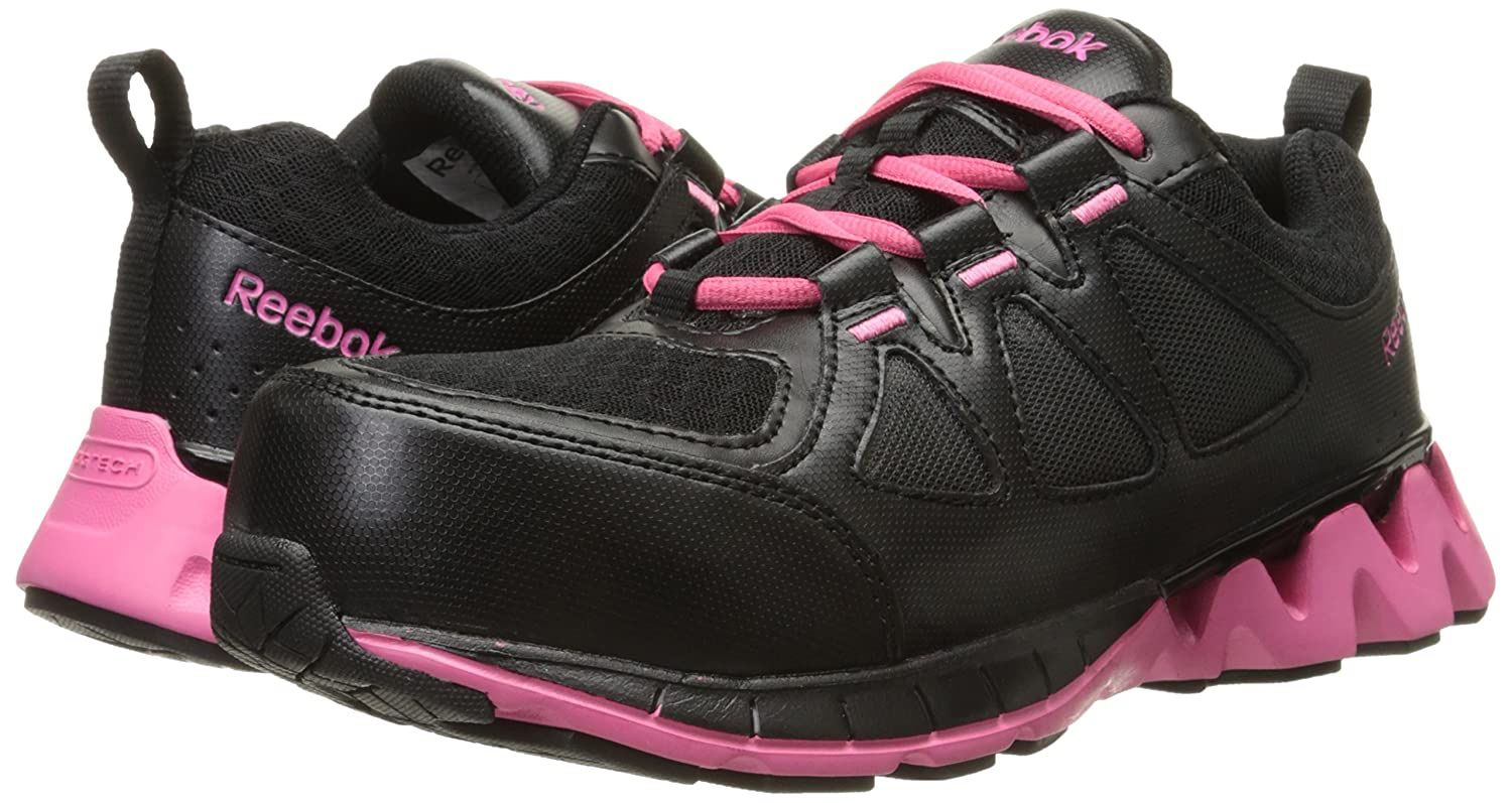Amazon.com: Reebok Work Womens Zigkick RB330 EH Athletic Safety Shoe: Shoes