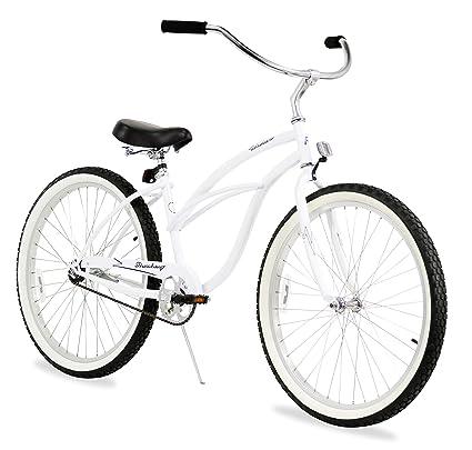 Firmstrong Urban Lady Beach Cruiser Bicicleta: Amazon.es: Deportes ...