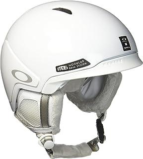 8e6abeef32 Amazon.com  Oakley Mod 3 Adult Ski Snowboarding Helmet - Matte White ...