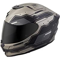 Scorpion EXO-R420 Full-Face Techno Street Motorcycle Helmet - Phantom/X-Large
