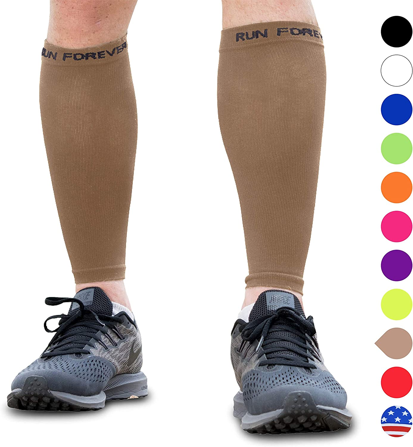 Calf Compression Sleeves Leg Compression Socks for Runners Varicose Vein /& Calf Pain Relief Cycling Maternity Calf Guard Great for Running Nurses Shin Splint Travel