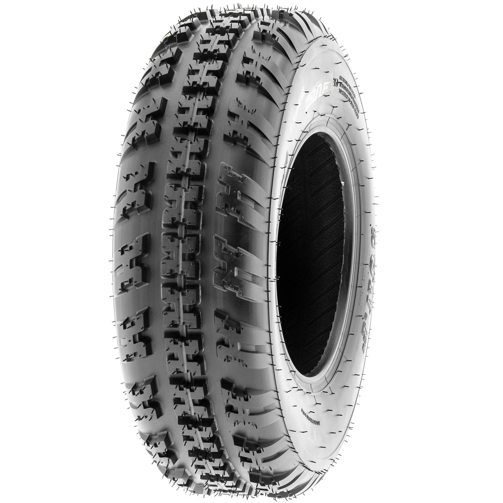 SunF Knobby Sport ATV Tires 20x6-10 & 18x10-8 4/6 PR A031 (Complete set of 4) by SunF (Image #5)