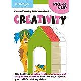 Creativity, Grade Pre-k (Kumon Thinking Skills Workbooks)