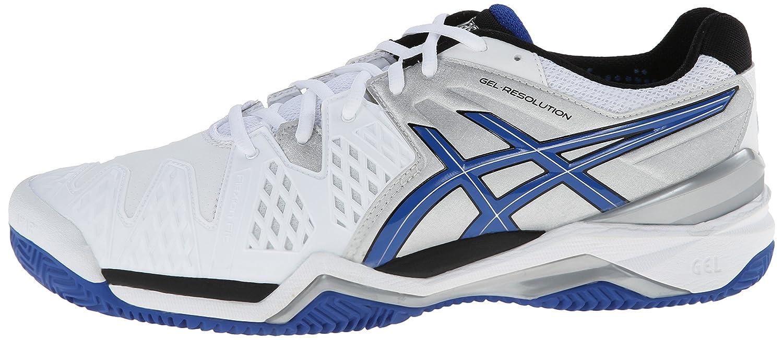 Gel De Resolución De 6 De Arcilla Zapatillas Para Pistas De Tenis Masculino Asics BtWNycx