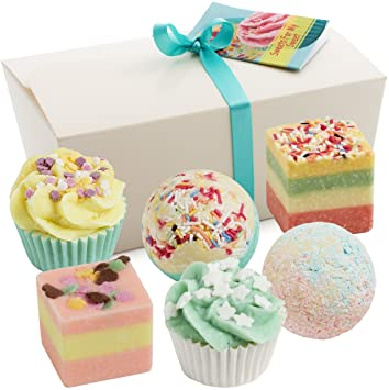 BRUBAKER Cosmetics Bath Bombs Sweets For My Sweet Gift Set