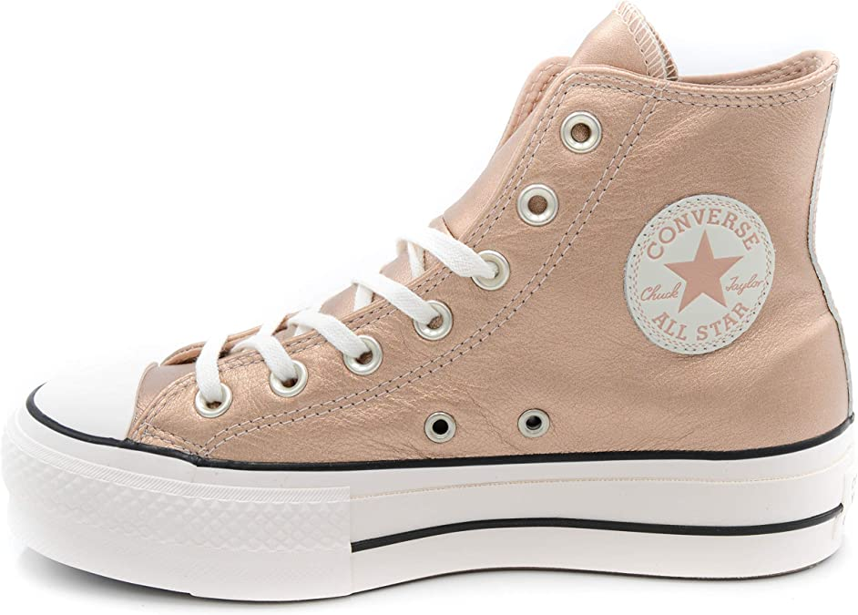 Converse Women's Chuck Taylor All Star Lift Clean High Top Sneaker