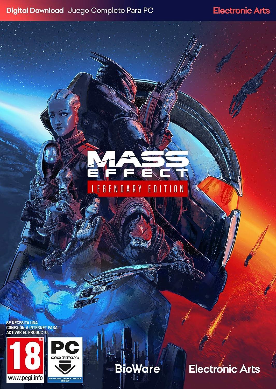 Mass Effect Legendary Edition 2021, PcComunidad