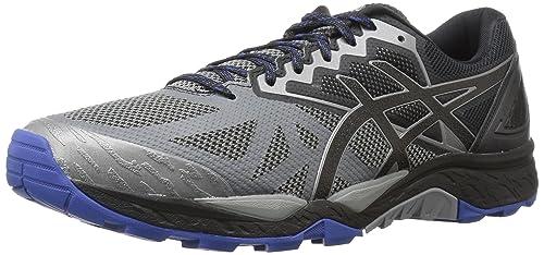 numerosos en variedad textura clara como comprar ASICS Mens Gel-Fujitrabuco 6 Running Shoe