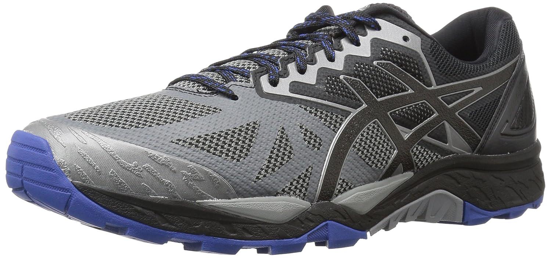 Aluminum noir Limoges 41 EU ASICS - Chaussures Gel-Fujitrabuco 6 pour Homme