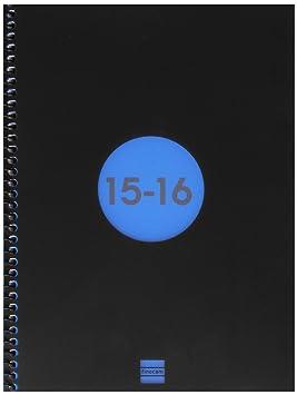 Finocam 633121016 - Agenda escolar espiral e10 día/pagina ...