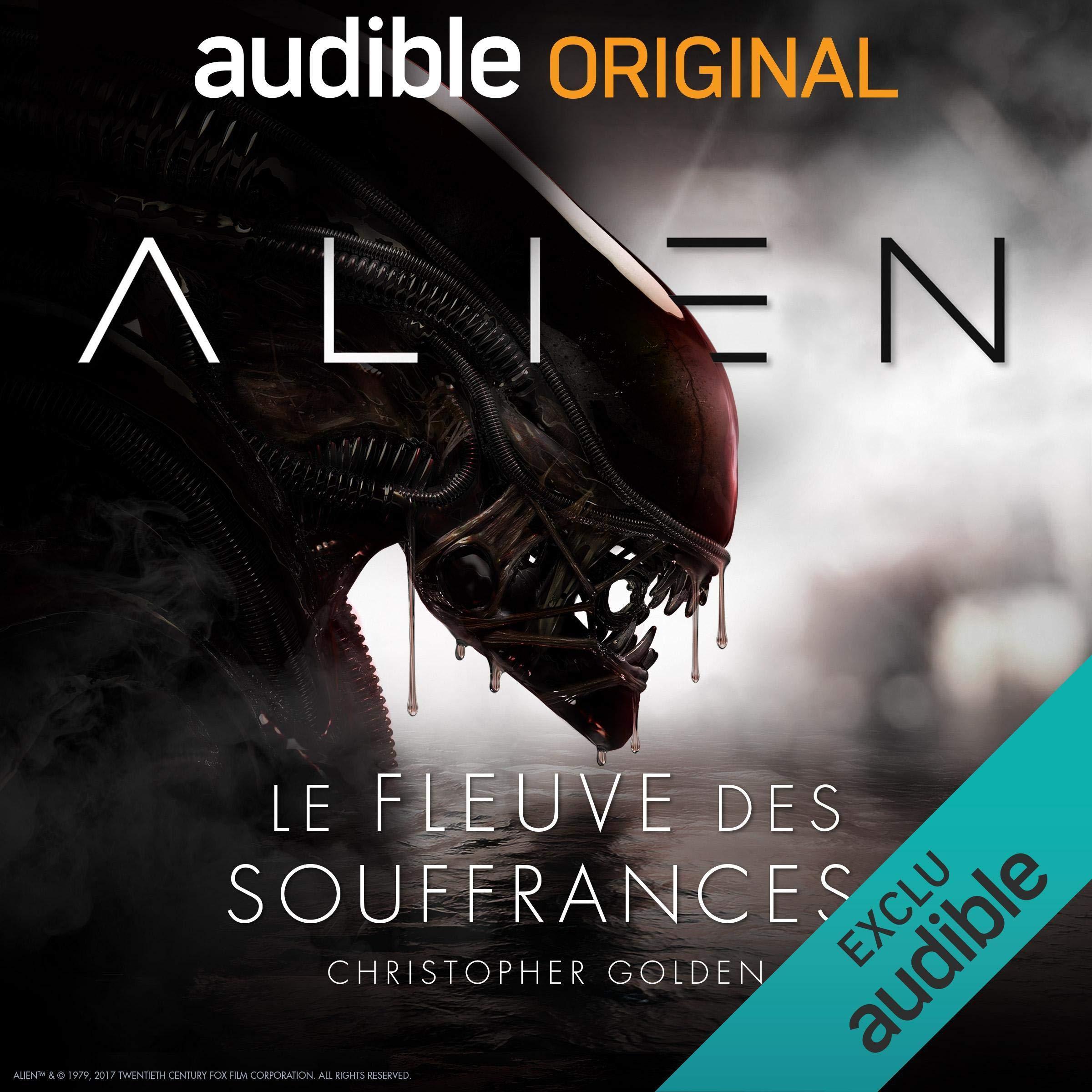 Alien - Le fleuve des souffrances. La série complète