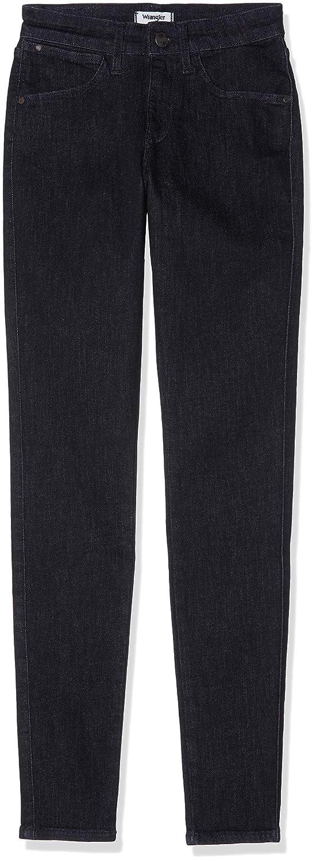 TALLA 29W / 30L. Wrangler Skinny, Jeans para Mujer