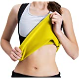 Women's Neoprene Body Shaper Sweat Shirt For Weight Loss In Your Workouts