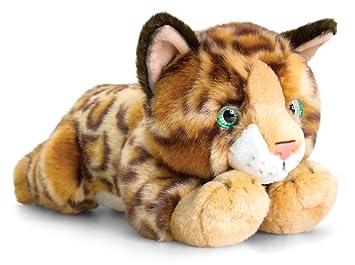"""Plüschtier Plüsch Stofftier Kuscheltier Stofftiere Cuddle Toys Bengal Katze """"Tashette"""""""