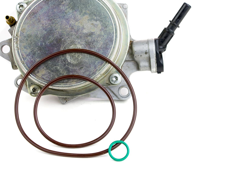 RKX Vacuum Pump Reseal Rebuild Kit FOR MINI COOPER 1.6L 1.6T N12 N14 7556919 gasket