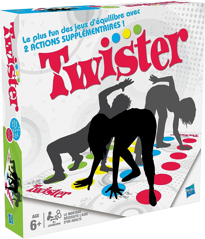 Jeu de societe fun d/équilibre Version fran/çaise Twister