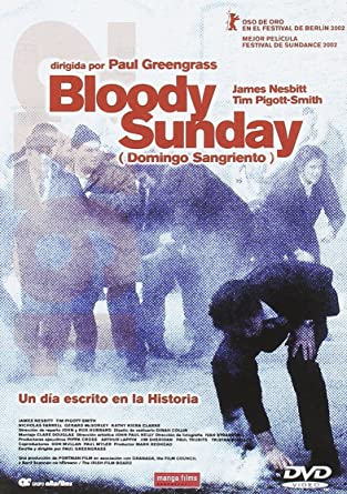 Amazon.com: Bloody Sunday - Domingo Sangriento: Cine y TV