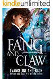 Fang and Claw: Nocturne Academy Book 2: Nocturne Academy paranormal romance series