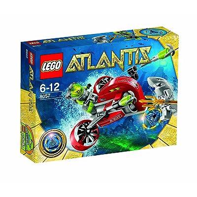 LEGO Atlantis Wreck Raider (8057): Toys & Games