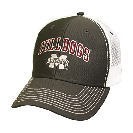 eedac5fec25c6 Image Unavailable. Image not available for. Color  Ouray Sportswear NCAA Mississippi  State Bulldogs Athletic Dept Sideline Trucker Adjustable Cap ...