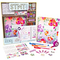 STMT DIY Agenda Set by Horizon Group Usa, Decorate Your Ultimate Planner/Organizer/Diary with Debossed & Regular…