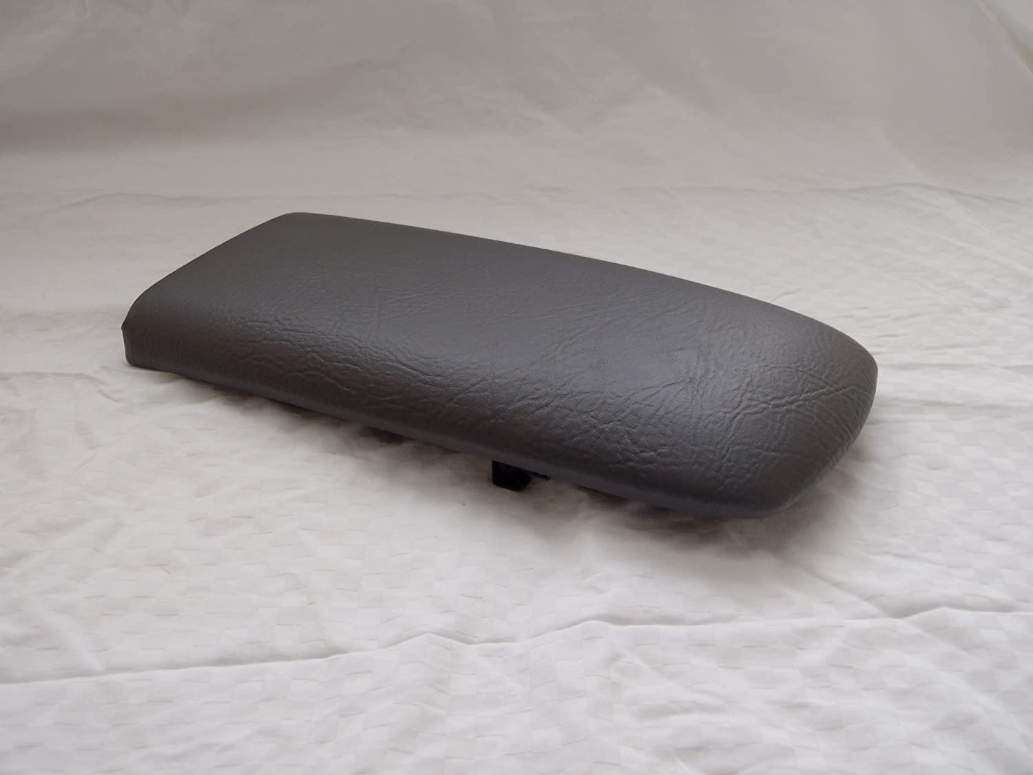 Medium Prairie Tan Ford Explorer Premium Padded replacement armrest console cover with staples 1997-05
