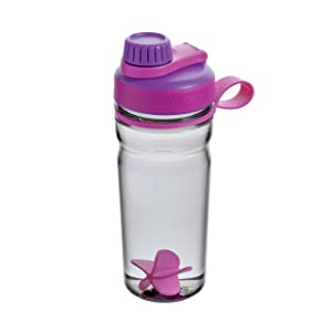 Rubbermaid Shaker Bottle, 20 Ounce, Purple Rain 1906410