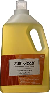 product image for Zum Laundry Soap,Sweet Orange,64 oz.(2-Pack)