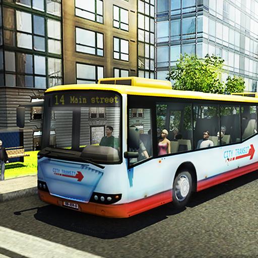 City Bus Driver Simulator 3D 2016