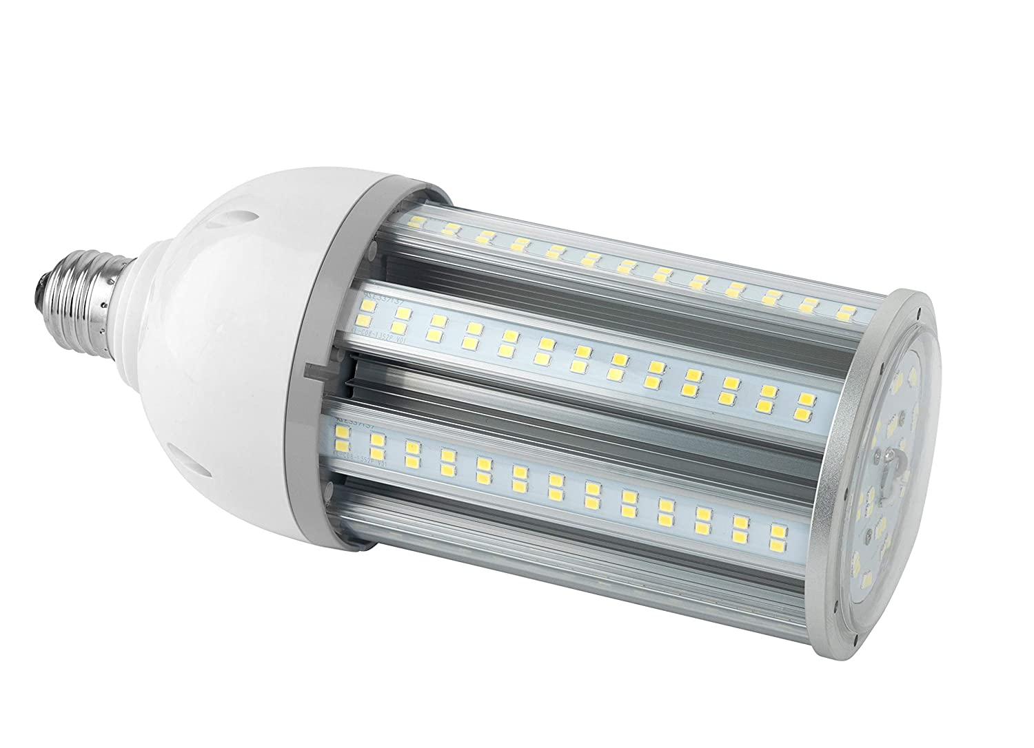 HID Replacement 54Watt Can Be Used Indoor /& Out E26 Base LED Bulb Waterproof IP65 UL Listed SleekLighting Corn Light Bulb Lasts 20,000 Hours with 6750 Lumens /& 6500 Kelvin