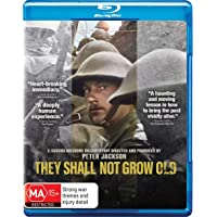 They Shall Not Grow Old (BD)