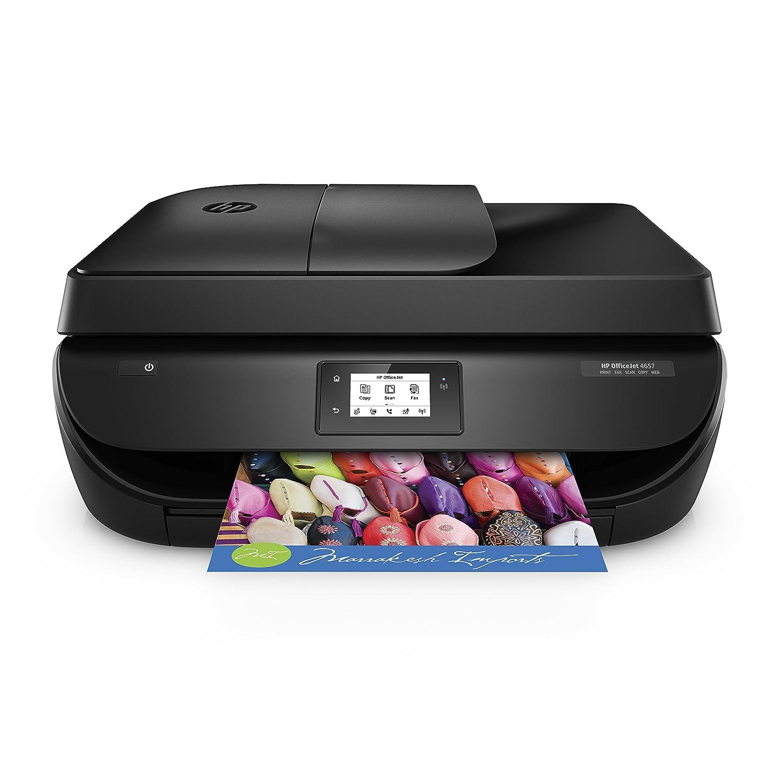 HP OfficeJet Impresora multifunción Inyección de tinta térmica Colour printing Colour copying