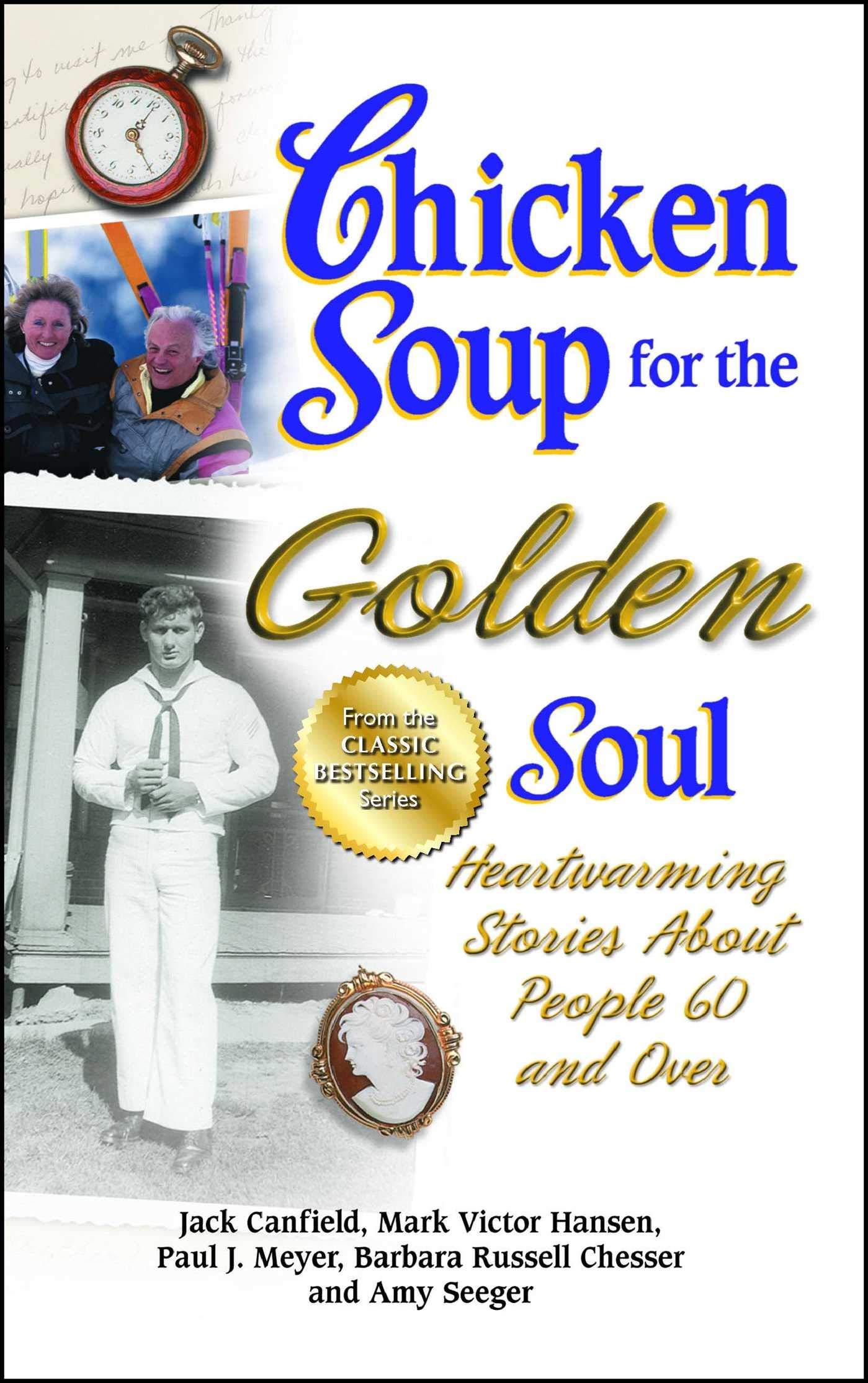 Chicken Soup Golden Soul Heartwarming product image