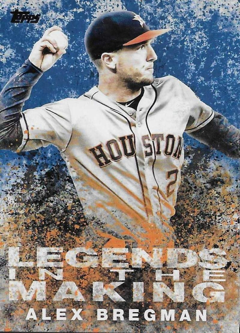Amazon.com: 2018 Topps Series Two Legends in the Making Blue #LITM ...