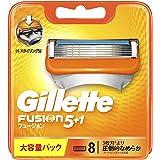 ジレット 髭剃り フュ-ジョン 5+1